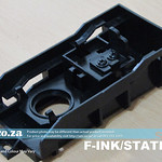 SKU: F-INK/STATION, Solvent Resistant Ink Push-Up Style Capping Station for EPSON DX5/DX7 Printhead