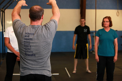 CrossFit Foundations Class