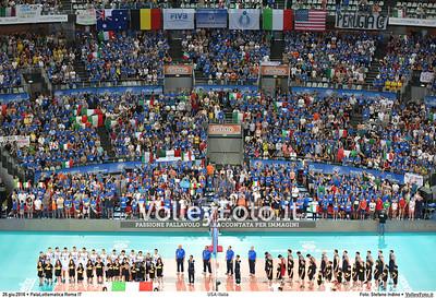 USA-ITALIA [USA-ITA] #FIVBWorldLeague