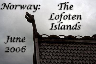 Norway:  Climbing Trip to Lofoten Islands, Norway