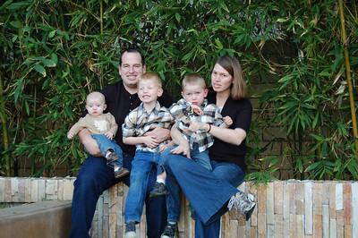 Driggs Family Pictures Dec 2009
