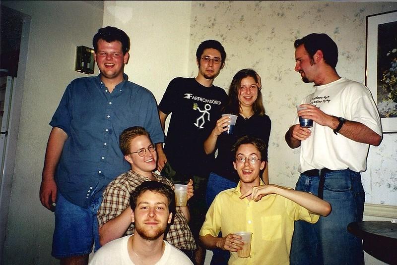 Keith, Matt Moore, Max, Jeff, Christi, Shay, Ben