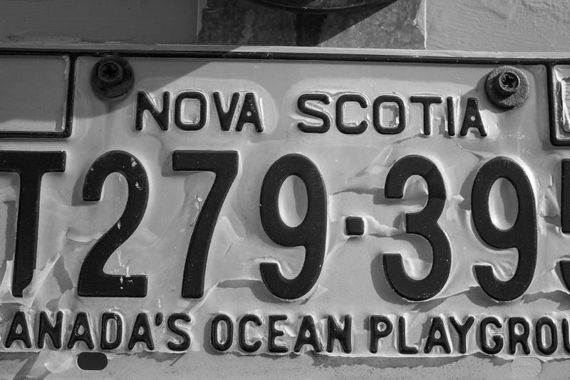 Nova Scotia License Platebw.jpg