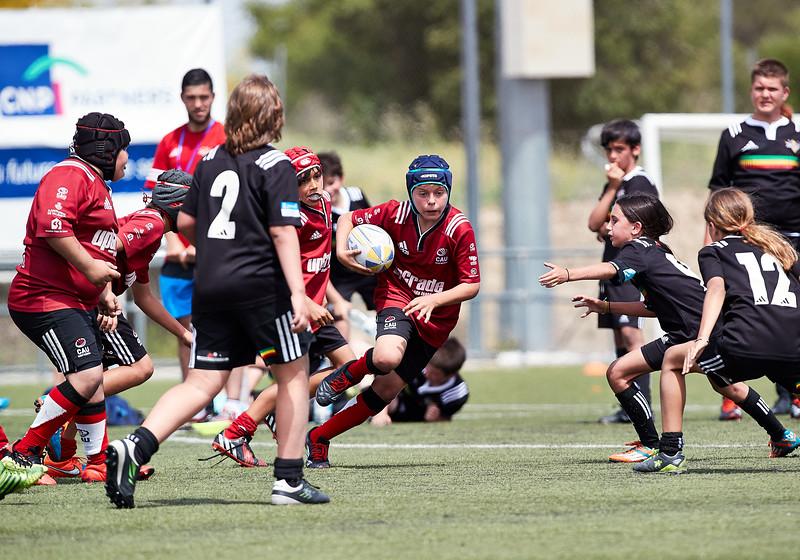 XV Hortaleza A vs CAU Valencia