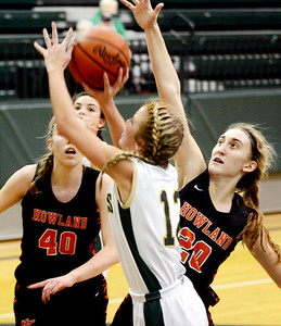 Howland at Lakeside girls basketball 1-19-19