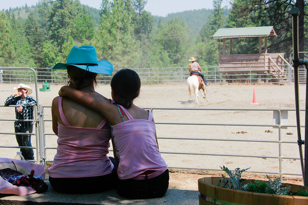 2015 Mother Daughter Ranch Camp