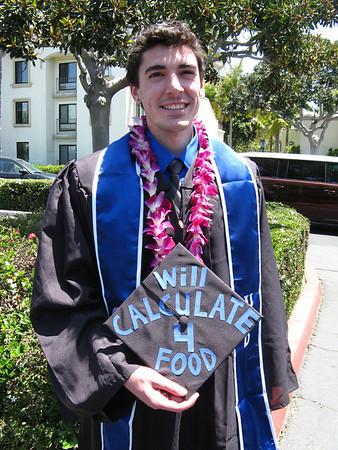 Alex's Graduation from USD