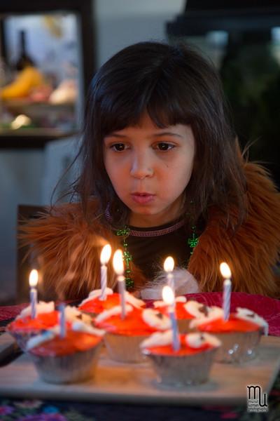 Mila's 7th Birthday