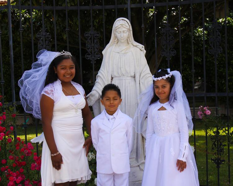 Saturday Communion May 2010