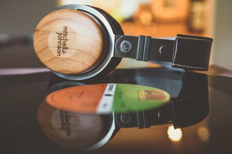 JP1 Headphones
