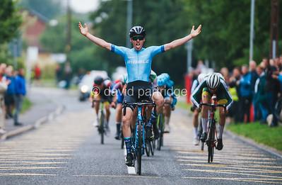 British Cycling Junior Men's National Road Race Championships 2019