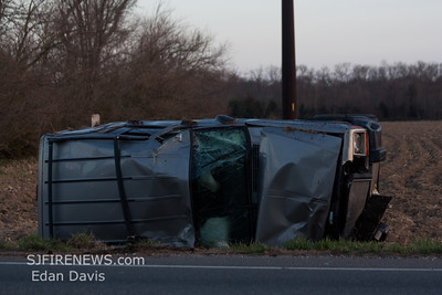 03-19-2012, MVC, Pittsgrove Twp. Salem County, Landis Ave. and Alvine Rd.