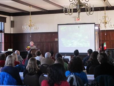 Pollinator Garden presentation by Pat Sutton