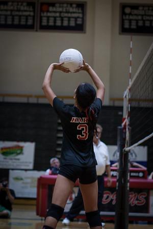 Girls Volleyball Sept. 18, 2014