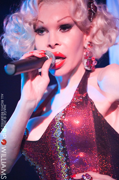 Effex: Cazwell and Amanda LePore