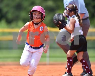 Midland Valley All-Star Softball 2018