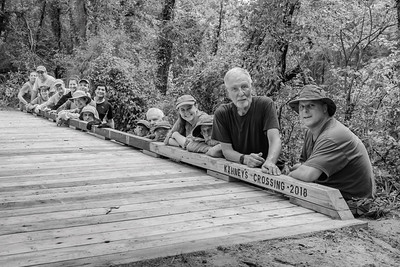 The Volunteers Behind the Trail