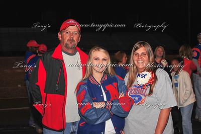 Senior Night 6 Nov 2009