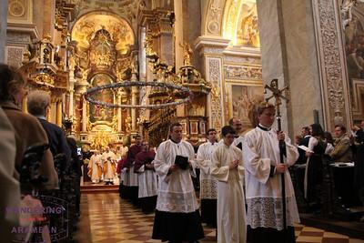 Vienna & an Ordination