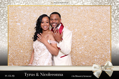Tyrus & Nicoleeonna Wedding 10-12-19