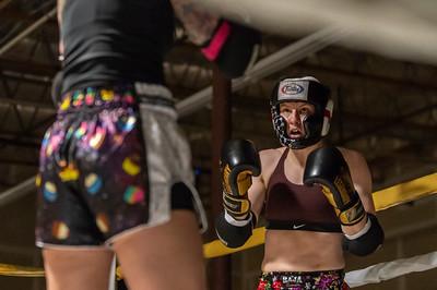 Bowman vs Wyss - Muay Thai Fight Night IV