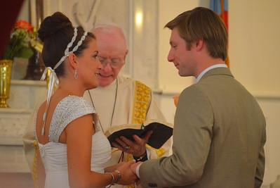 Sarah & Mike Wedding