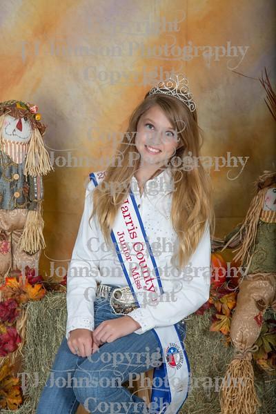2013 Harris County Fair Queen