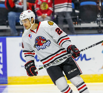 11-10-17 - IceHogs vs. Rampage