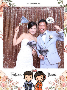 Wedding of Fabian and Ikumi