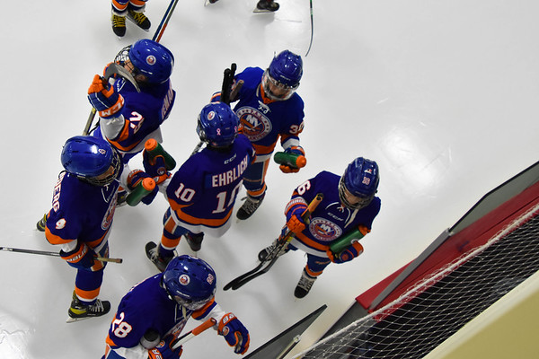 Islanders VS Ct Jr Rangers 9-27-20 pm game (L 2-8)