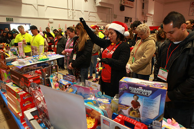 Toys for Joy East County 2017