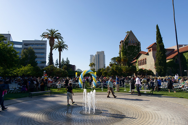 San Jose State University - CHAD Commencement (Graduation Event Photography, San Jose, California)