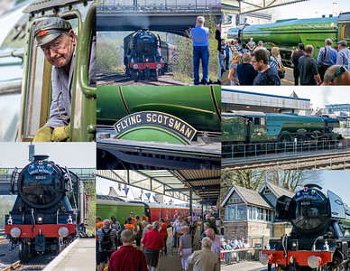 THE FLYING SCOTSMAN IN LINCOLN (3)