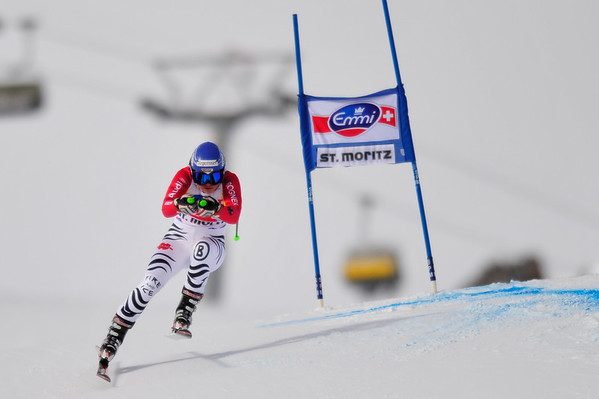 FIS World Cup Skiing - St. Moritz