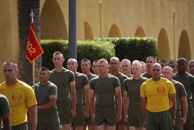 Marine Boot Camp Family Day 2014 MCRD