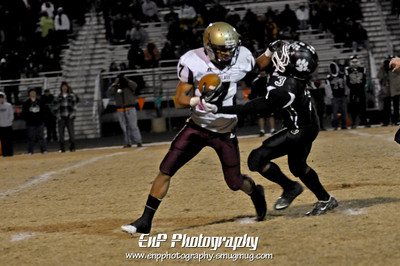 Douglass vs Patuxent (Playoffs) 11-11-11