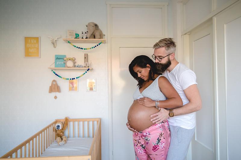 HR- Zwangerschapsfotosessie - Polly + Oscar - Karina Fotografie-67.jpg
