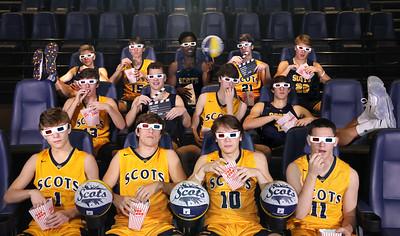 Scots Basketball 2018-2019