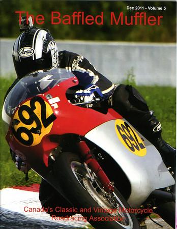 VRRA  Vintage Motorcycles @ Mosport 2011