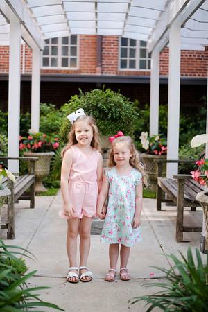 Curran Girls 2020