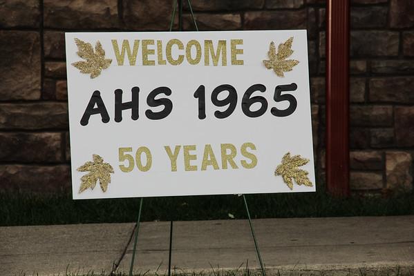 All - AHS Class of 65 - 50th Class Reunion 2015