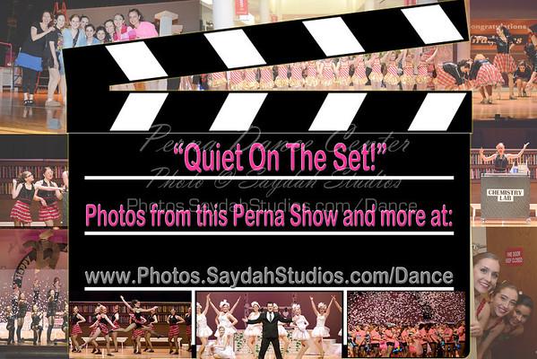 Quiet On The Set - 6/5/14 Rehearsal