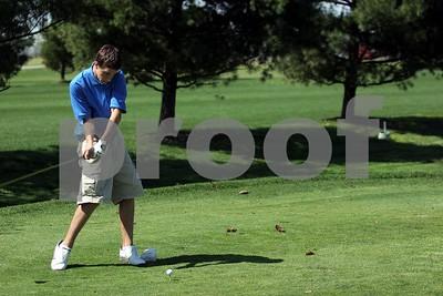 Plainfield v Cascade - Golf, Boys
