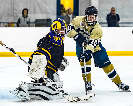 2017-02-03 NAVY Hockey vs West Chester University