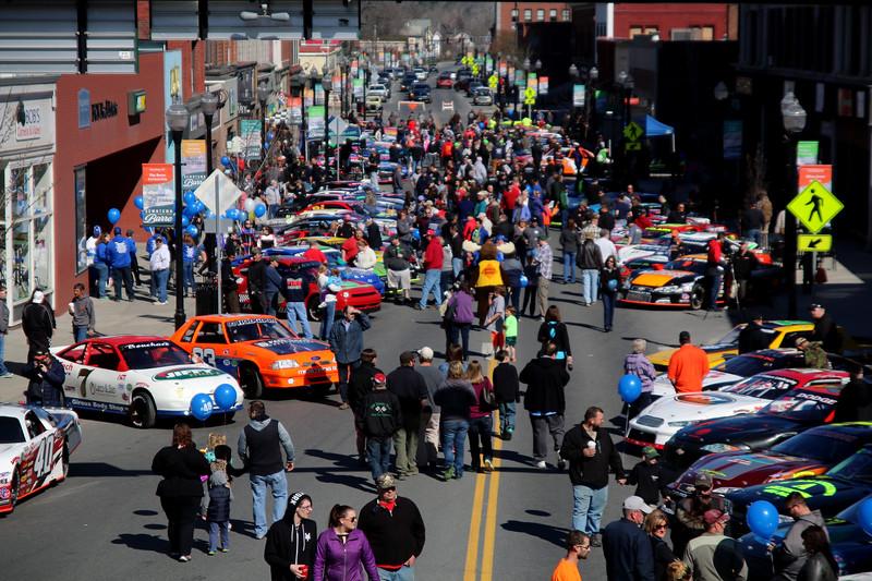 4-30 Main Street Car Show