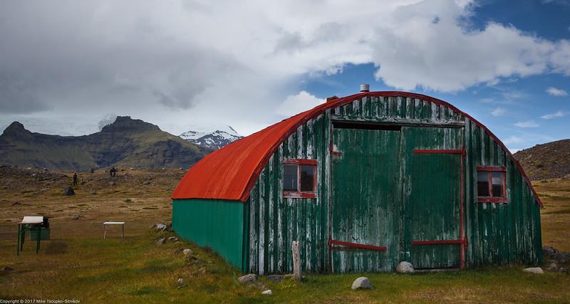 Around Skaftafell