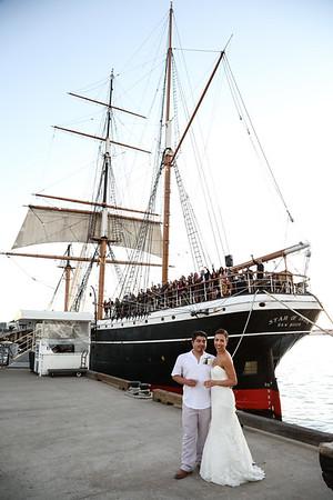 WEDDING: Greg & Jessika - San Diego: Star of India - 11/22/15