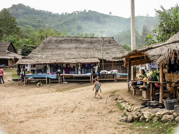 Villages near Luang Prabang, Laos