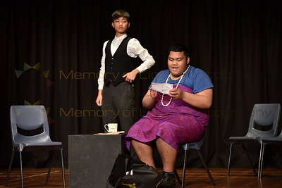 St Patrick's College: Merry Wives of Windsor - Act II sc i