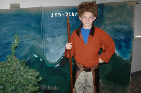 Third Grade Explorer Wax Museum